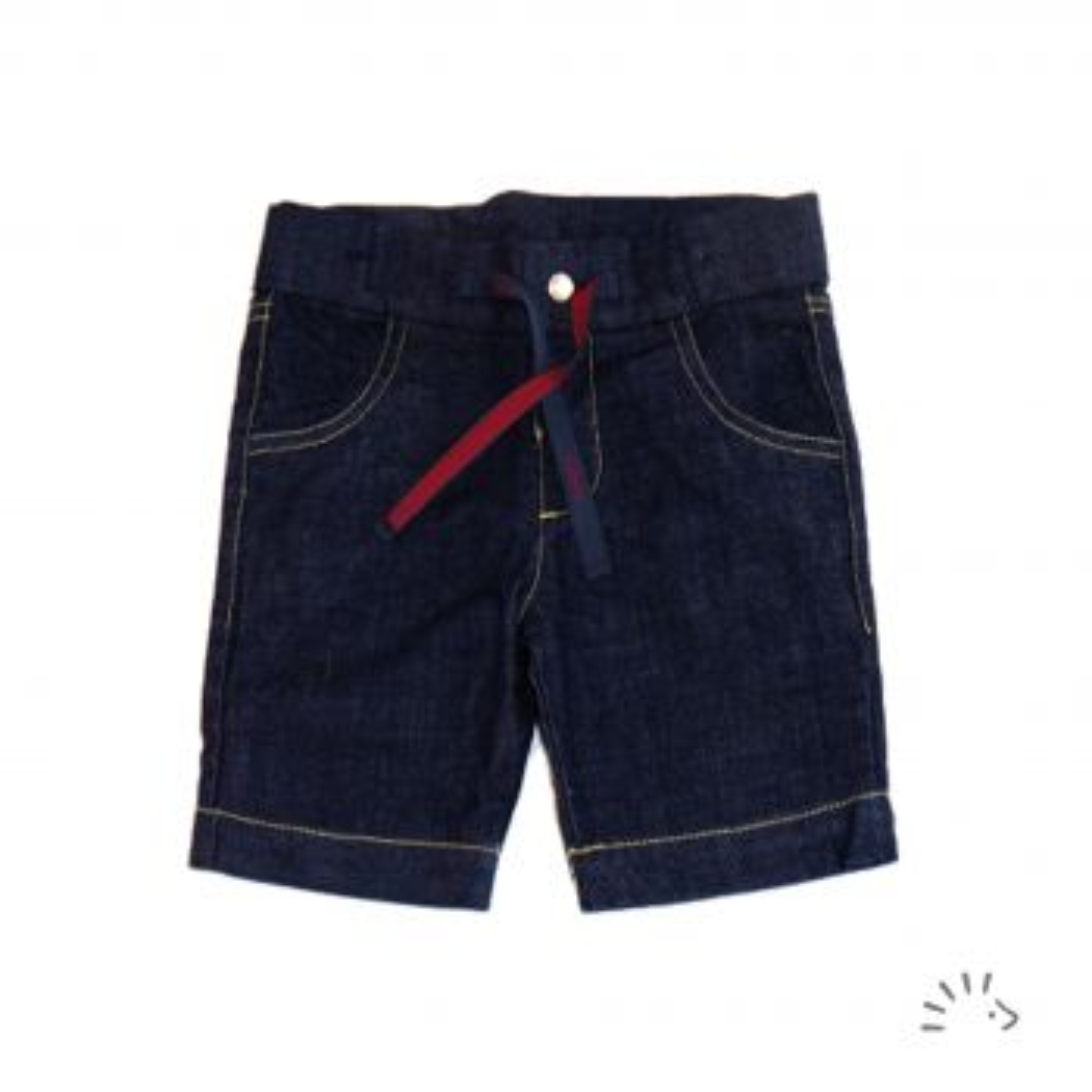Shorts  Denim Soft GOTS