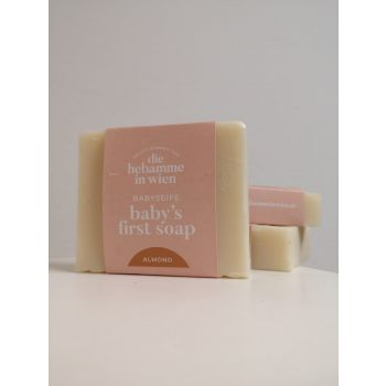 DHiW baby`s first soap Almond