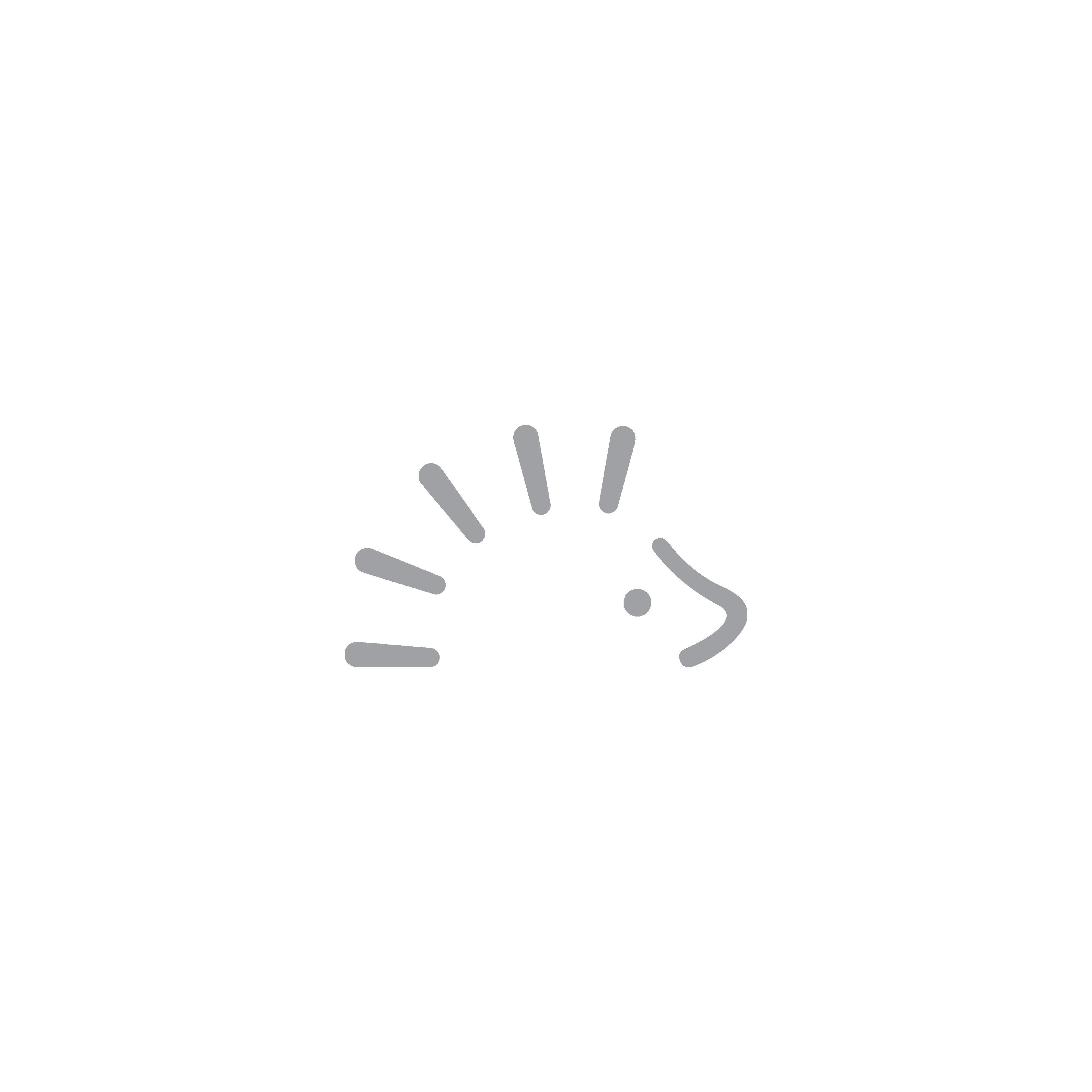 FRESK Regenstiefel Indigo Dots