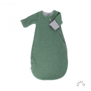 Schlafsack Newborn 1/1 Baumwollfleece GOTS
