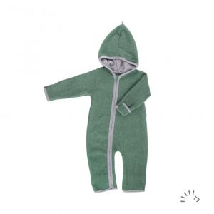 Baby Overall  Baumwollfleece GOTS
