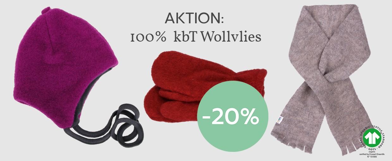 iobio Wollvlies AKTION