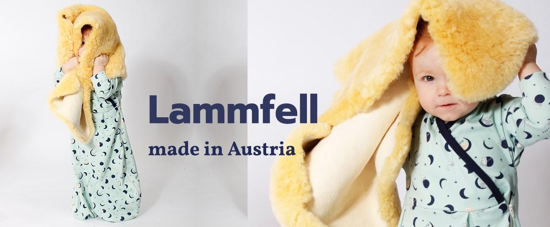 popolini Lammfell made in Austria