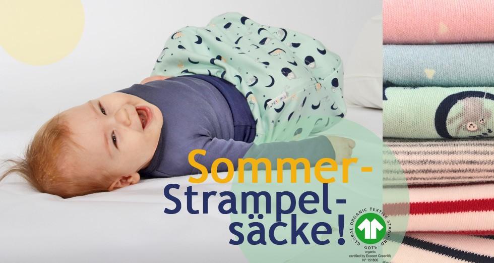 iobio Sommerstrampelsack