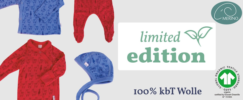 iobio Limited Edition Feinripp Wolle