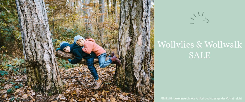 Sale Wollvlies&Walk